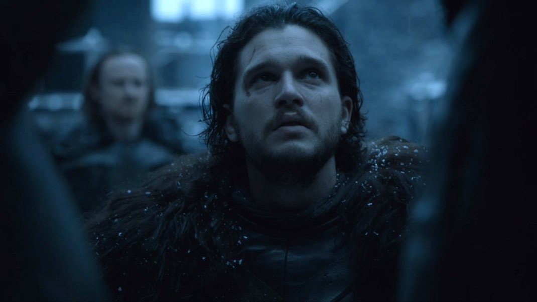 Jon Snow in GOT 603