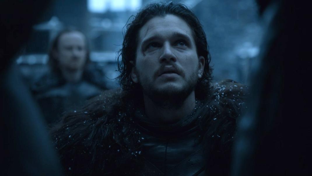 Jon Snow in GOT 603