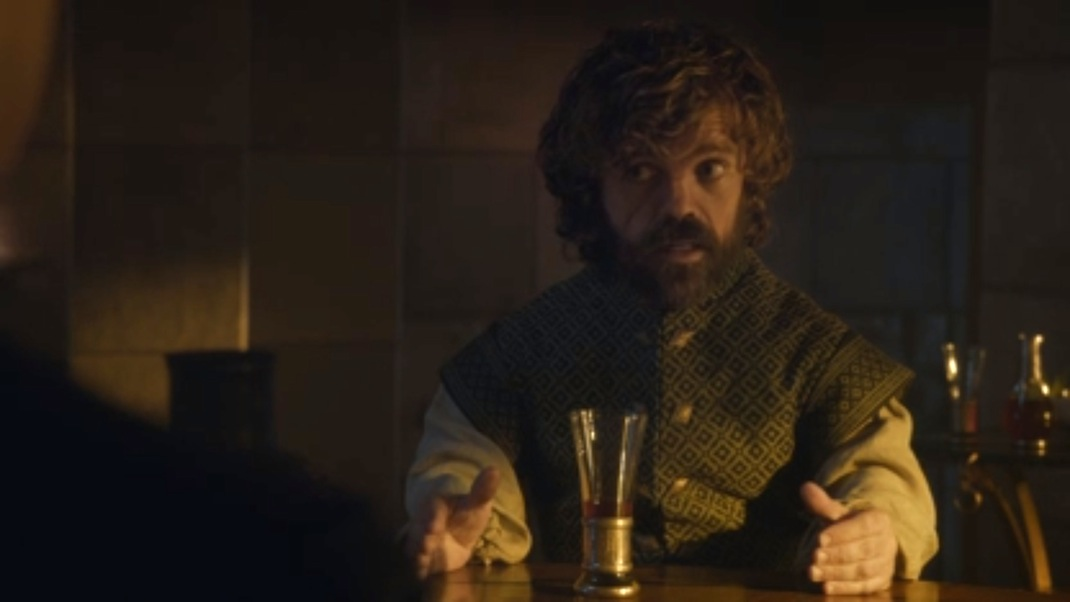 Tyrion in GOT 603