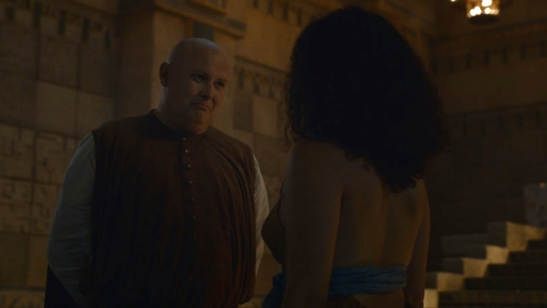 Varys and Vala in GOT 603