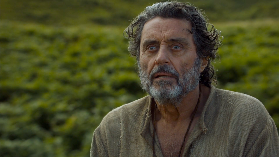 Brother Ray (Ian McShane) in GOT 6x07