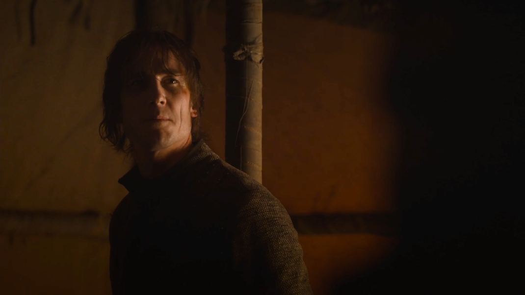 Edmure Tully (Tobias Menzies) in GOT 6x08