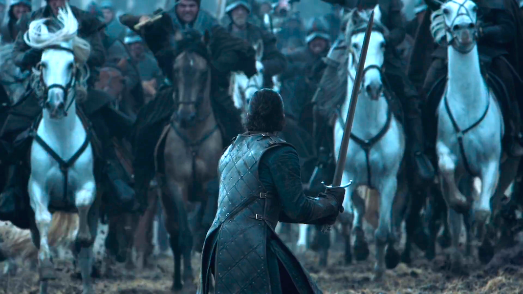 Game of Thrones 6x09 - Battle of the Bastards