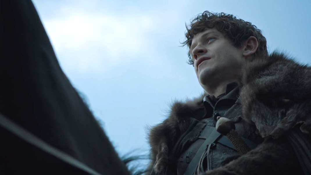 Ramsay Bolton (Iwan Rheon) in GOT 6x09