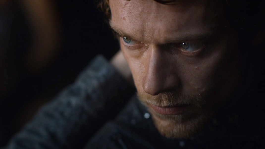 Theon (Alfie Allen) in GOT 6x07