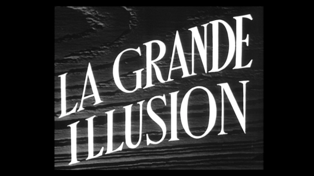 GRAND ILLUSION title card