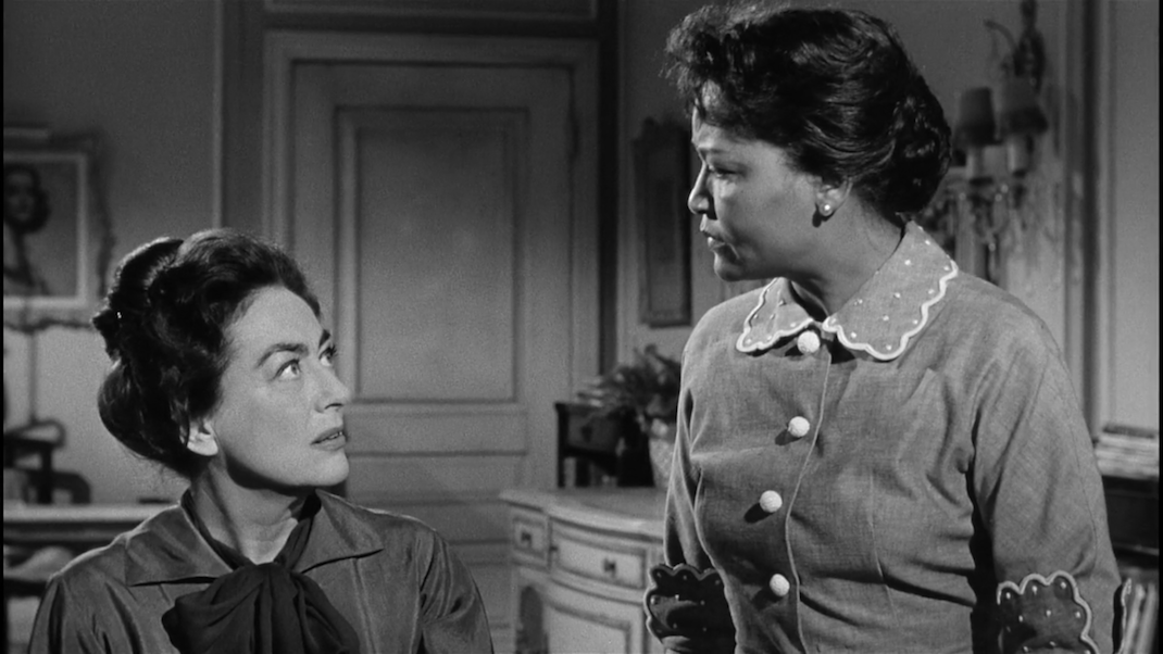 Joan Crawford and Maidie Norman