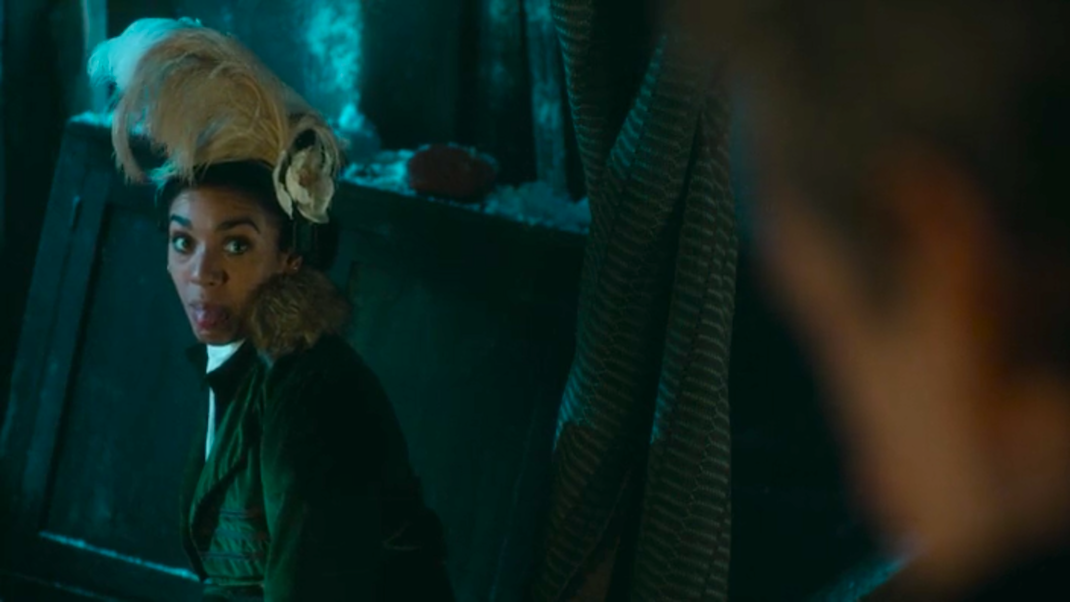 Bill (Pearl Mackie) in Thin Ice