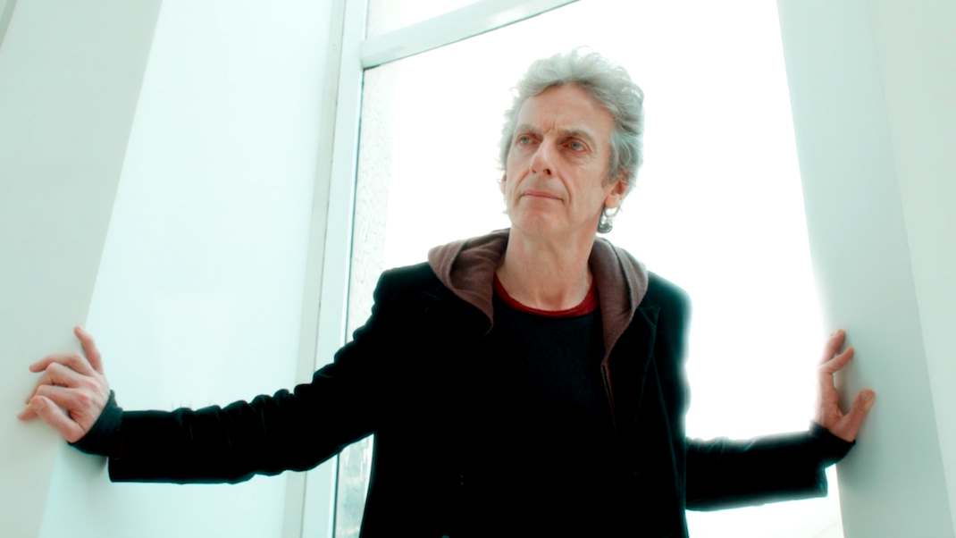 The Doctor (Peter Capaldi) in Smile