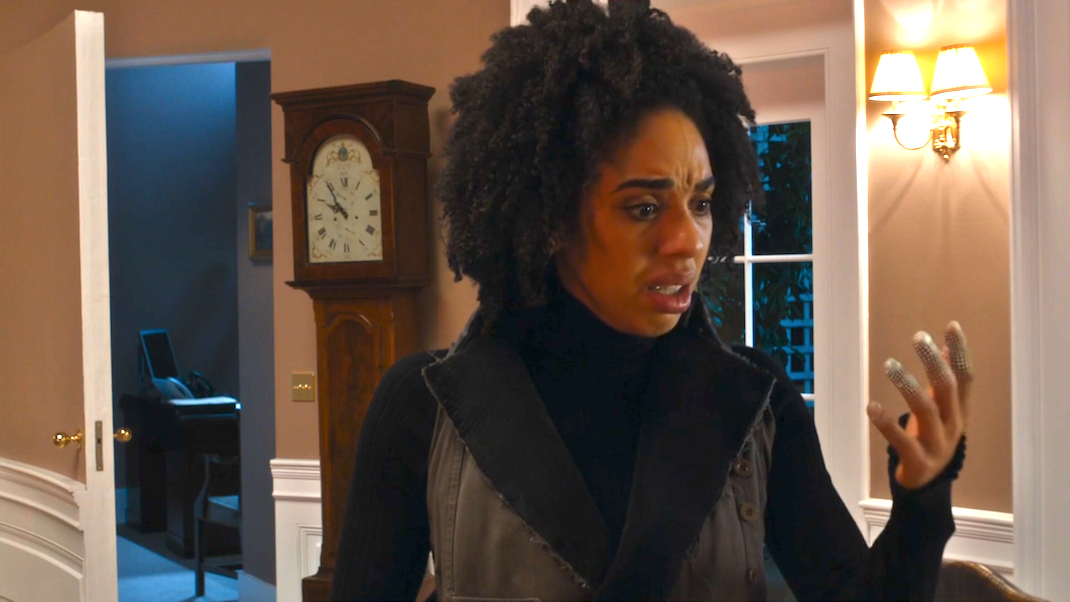 Bill (Pearl Mackie) in EXTREMIS