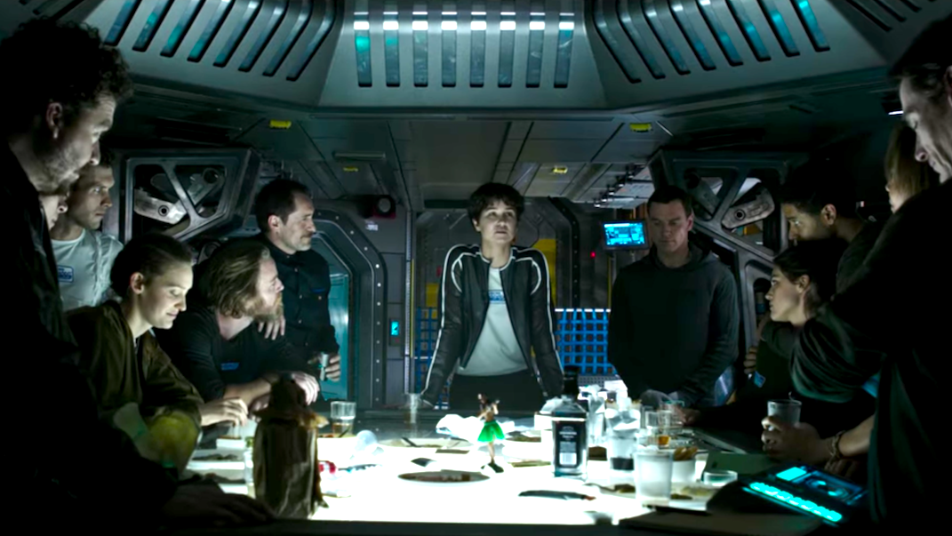 The Crew of the Covenant