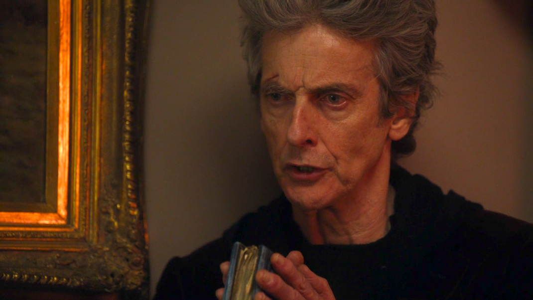 The Doctor (Peter Capaldi) in Doctor Who 10x06 - Extremis