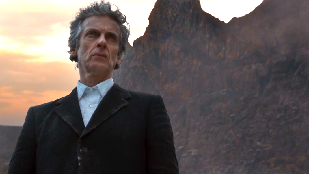 The Doctor (Peter Capaldi) in EXTREMIS
