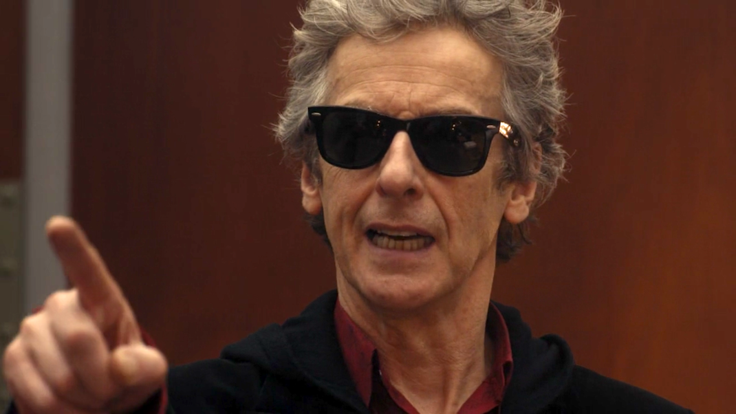 The Doctor (Peter Capaldi) in Pyramid at the End of the World