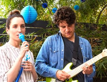 BAND AID (2017), starring Zoe Lister-Jones and Adam Pally