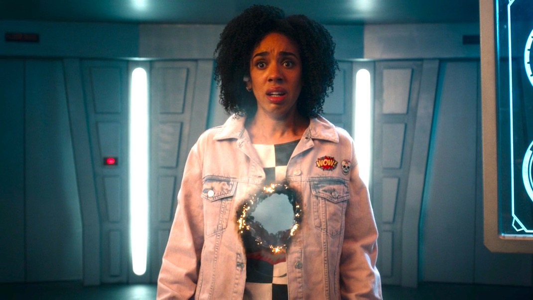 Bill Potts (Pearl Mackie) in World Enough and Time