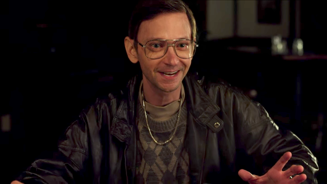 DJ Qualls in BUSTER'S MAL HEART