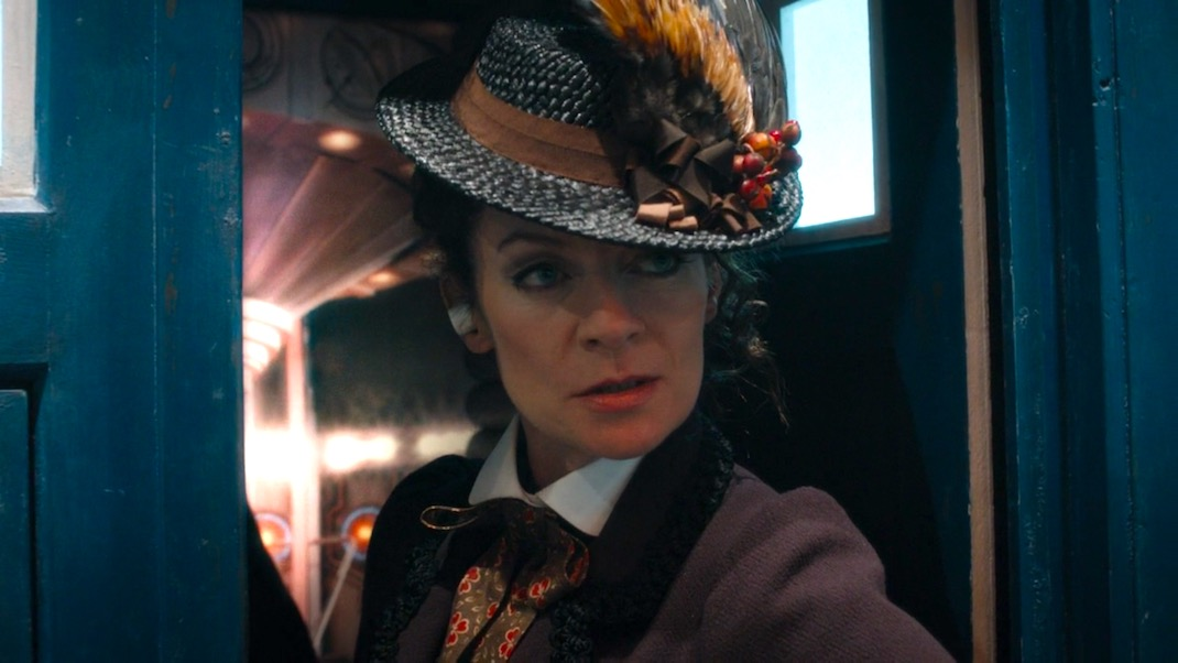 Missy (Michelle Gomez) in World Enough and Time