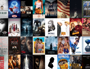 MY SUMMER OF SUMMER MOVIES