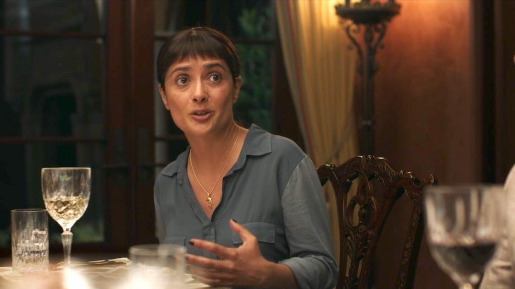 Salma Hayek in BEATRIZ AT DINNER