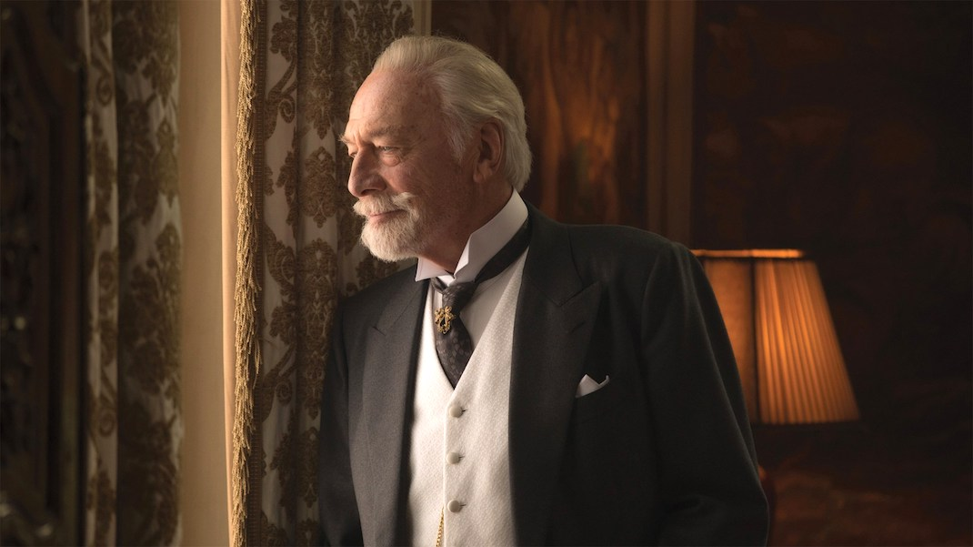 Christopher Plummer in THE EXCEPTION