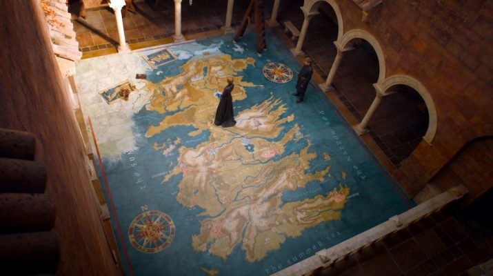 GAME OF THRONES 7X01 - DRAGONSTONE