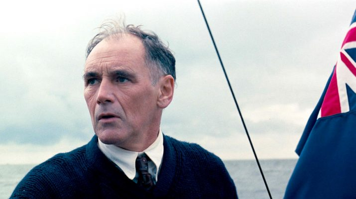 Mark Rylance in DUNKIRK (2017)