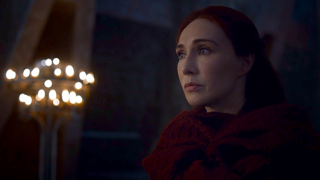 Melisandre (Carice van Houten) in GAME OF THRONES 7x02 - STORMBORN