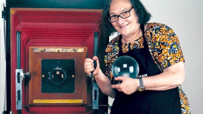 THE B-SIDE-ELSA DORFMAN'S PORTRAIT PHOTOGRAPHY (2016)