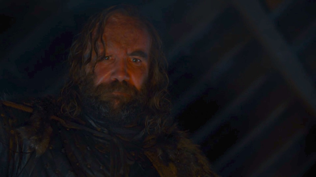 The Hound (Rory McCann) in GOT 7x01
