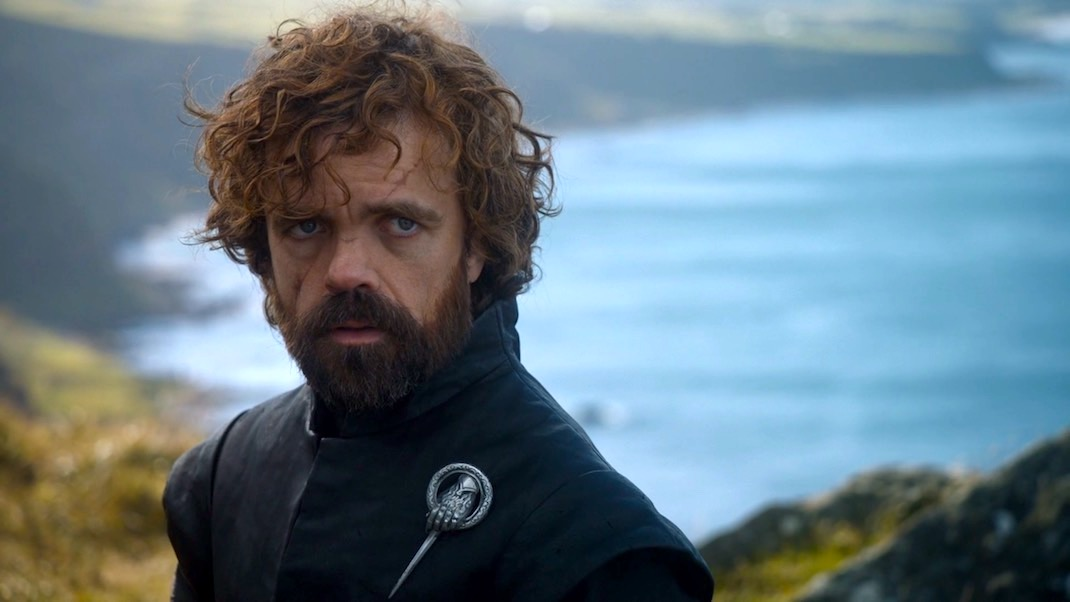 Tyrion (Peter Dinklage) in GAME OF THRONES 7X03 - THE QUEEN'S JUSTICE