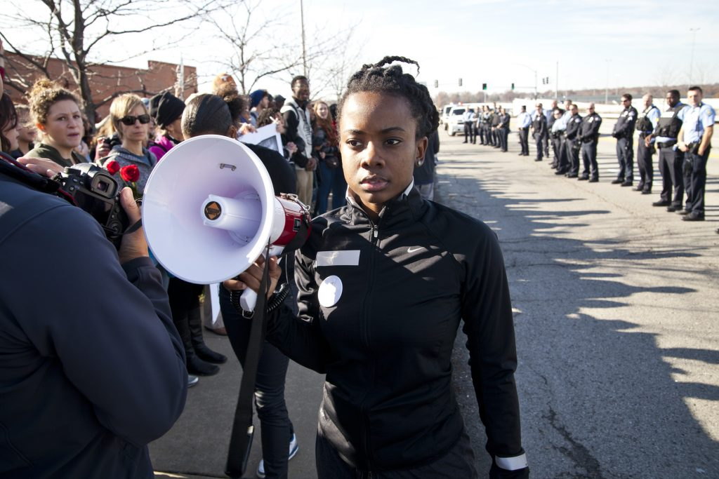 Brittany Ferrell in WHOSE STREETS