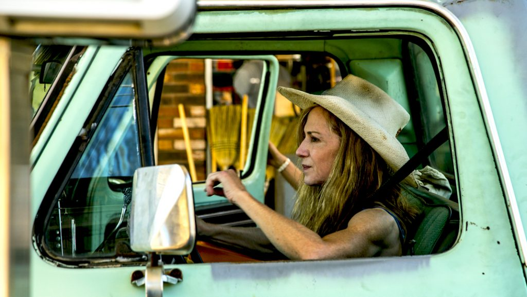 Holly Hunter in STRANGE WEATHER (2016)