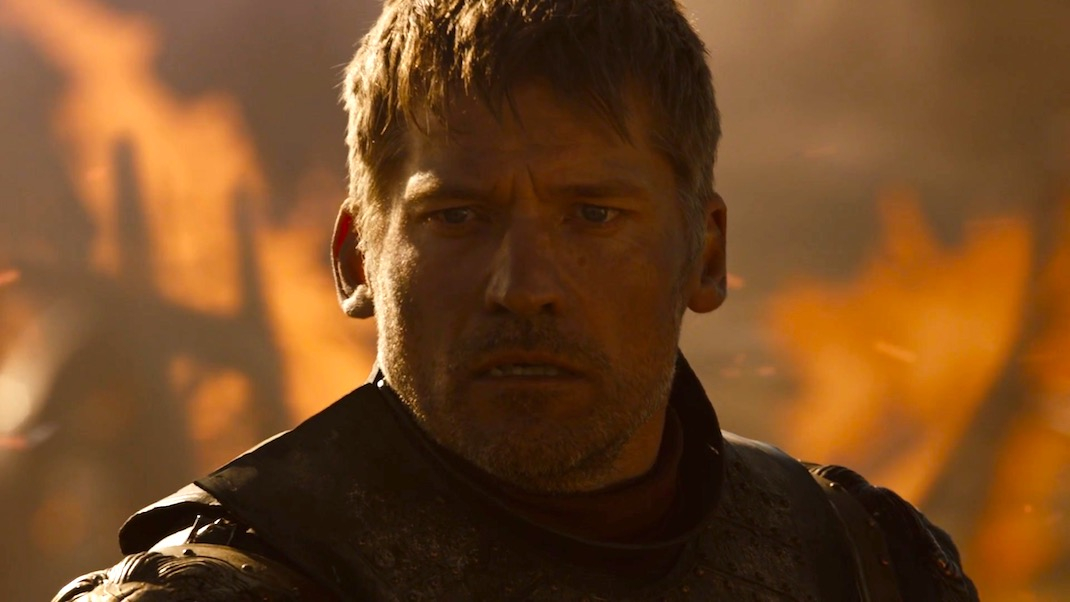 Jaime Lannister in GOT 7x04 - The Spoils of War