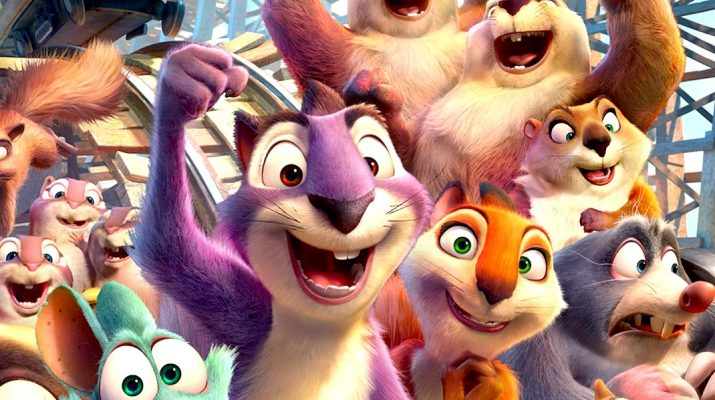 THE NUT JOB 2- NUTTY BY NATURE (2017)