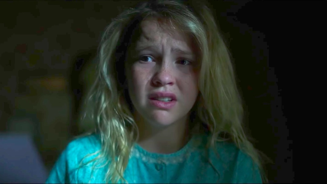 Talitha Bateman in ANNABELLE: CREATION