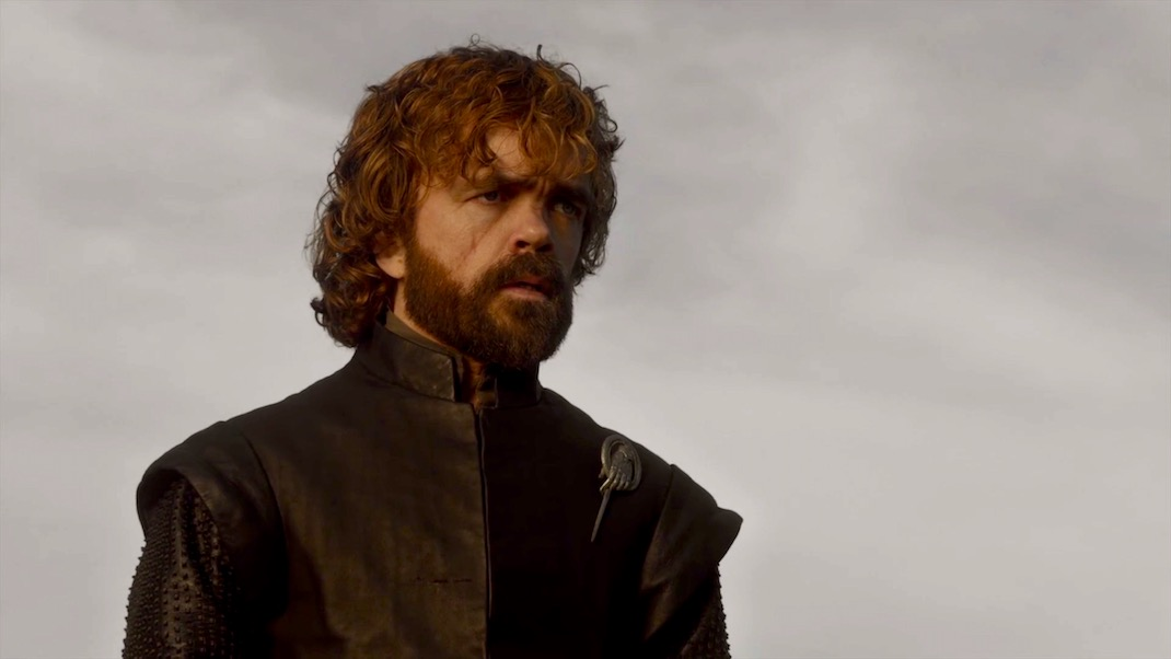 Tyrion Lannister in GOT 7x04 - The Spoils of War