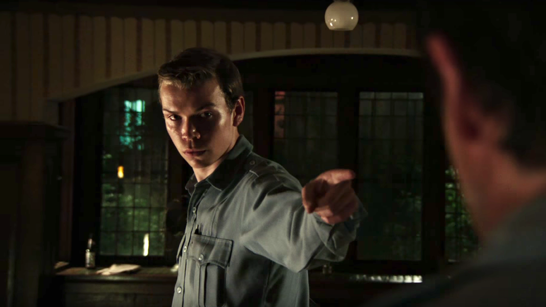 Will Poulter in DETROIT