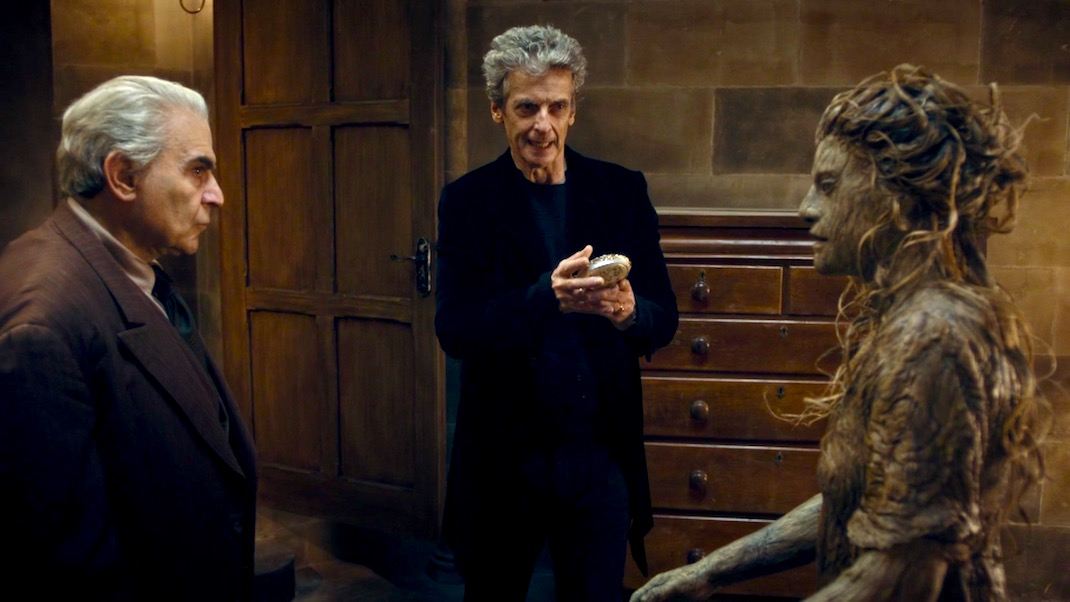 Doctor Who 10x05 - Knock Knock