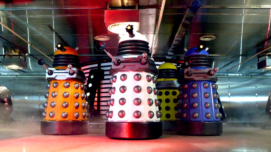 Doctor Who 5x03 - Victory of the Daleks