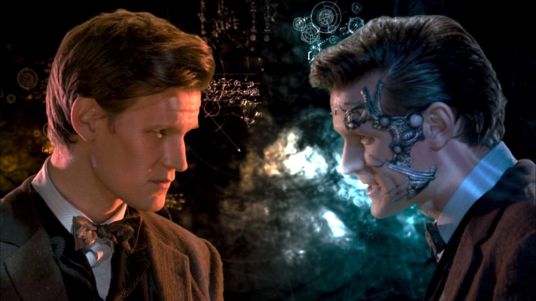 Matt Smith in Doctor Who 7x12 - Nightmare in Silver