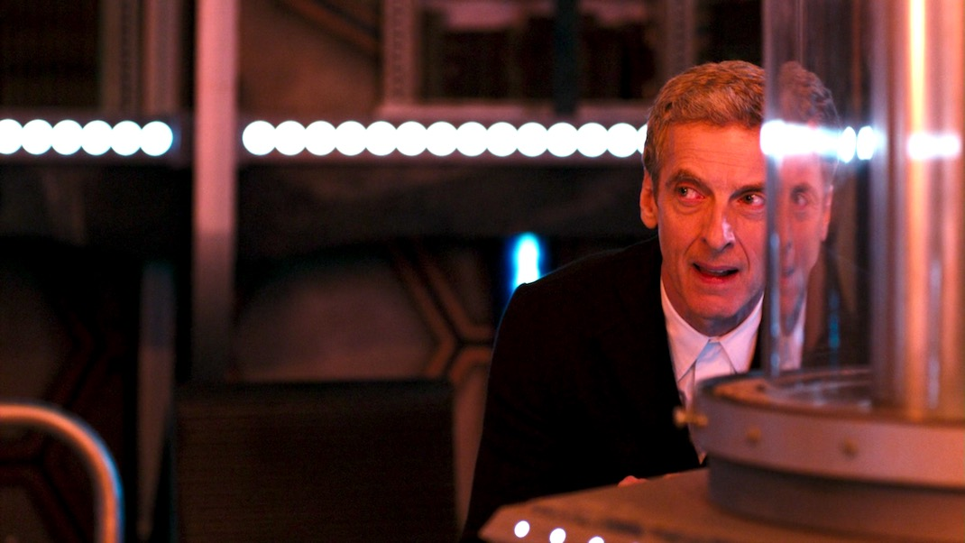 Peter Capaldi in Doctor Who 8x01 - Deep Breath