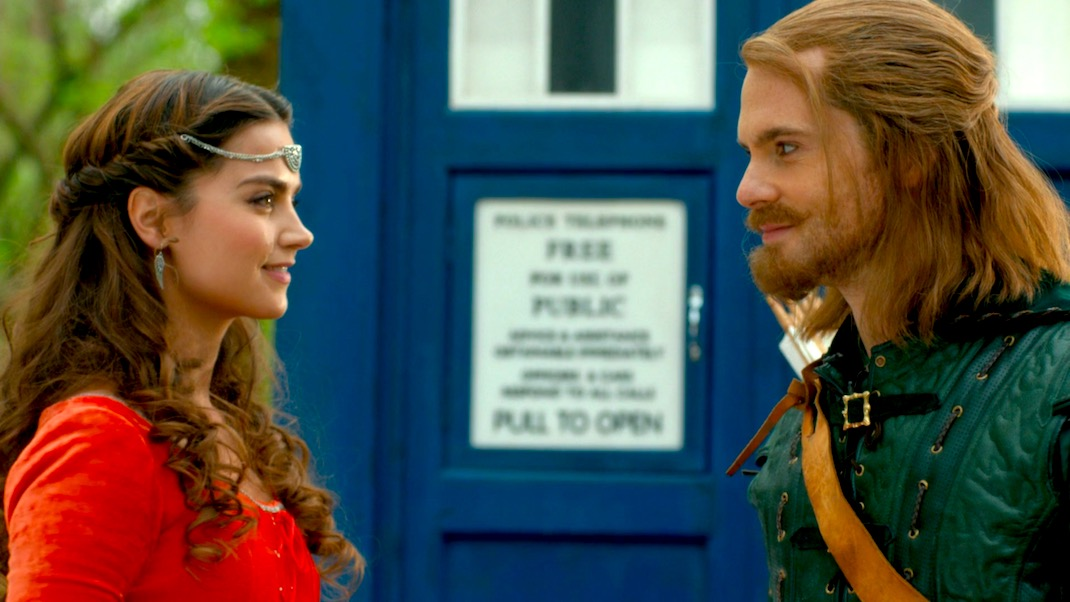 Doctor Who 8x03-Robot of Sherwood