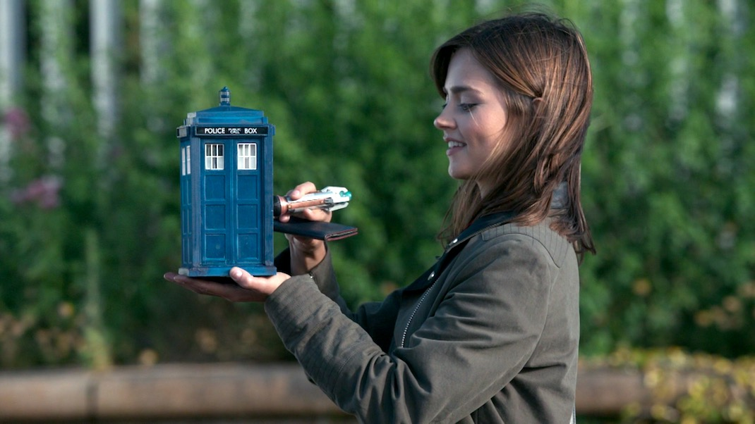 Doctor Who 8x09 - Flatline