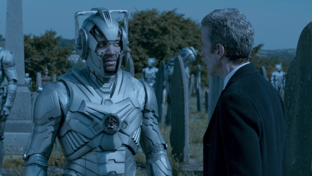 Doctor Who 8x12 - Death in Heaven