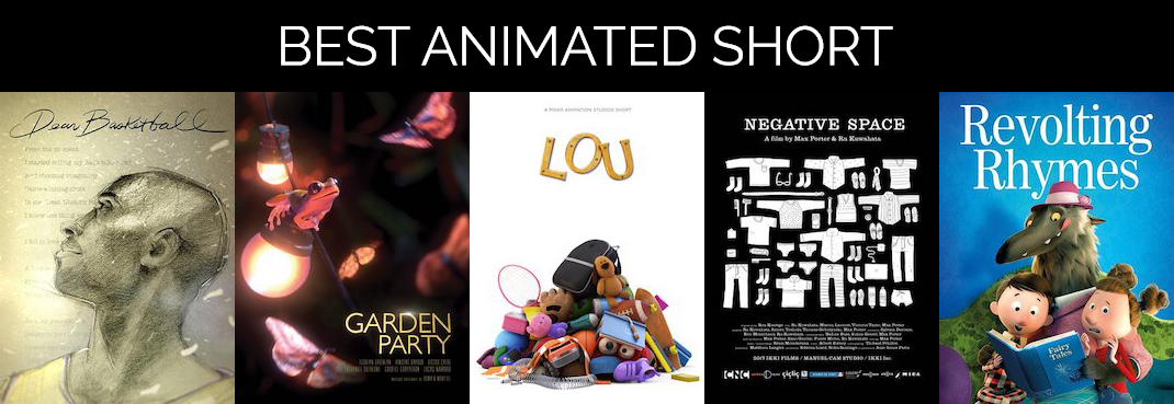 2018 Oscars: Animated Short