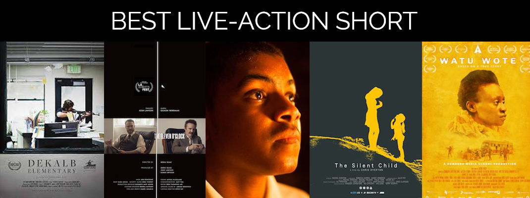 2018 Oscars: Live-Action Short