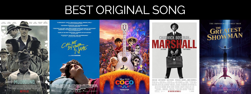 2018 Oscars: Song
