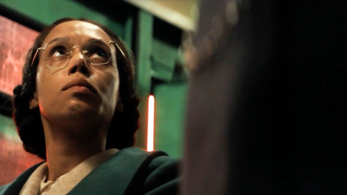 Vinette Robinson in Doctor Who 11x03 - Rosa