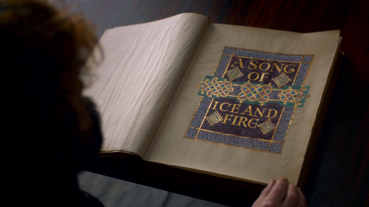 A Song of Ice and Fire - GoT 8x06 - The Iron Throne